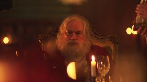 Santa Claus Norwegian Postal Service Ad