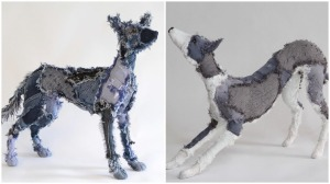 Textile Dogs