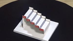 3D Schroder Staircase