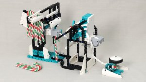 Candy Cane Catapult