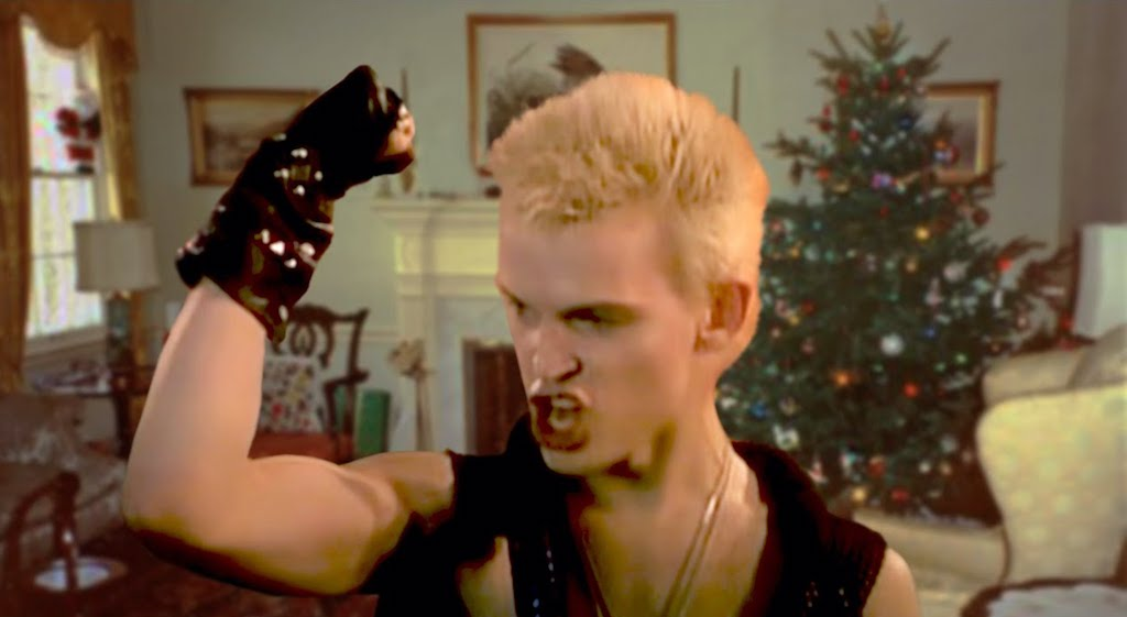 Dancing With Myself Jingle Bells