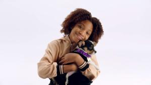 Daveed Diggs Puppy for Hanukkah