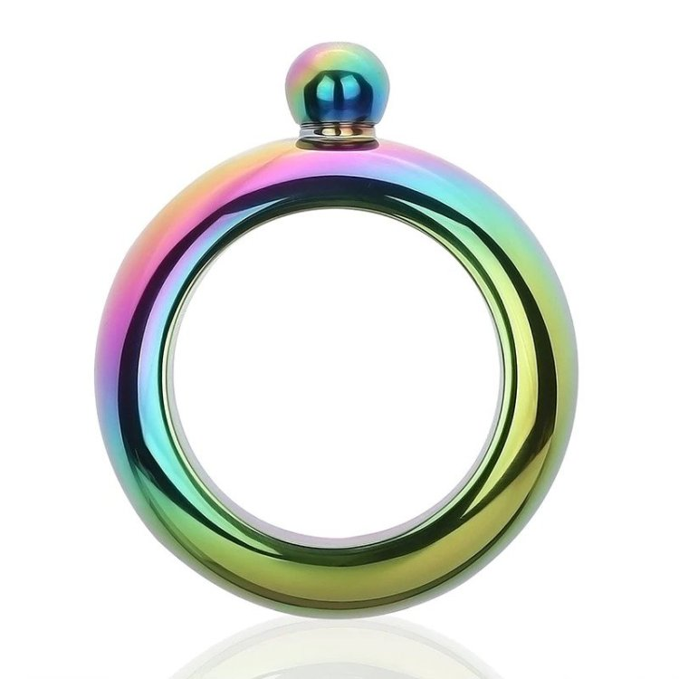 Flask Bangle Bracelet Multi