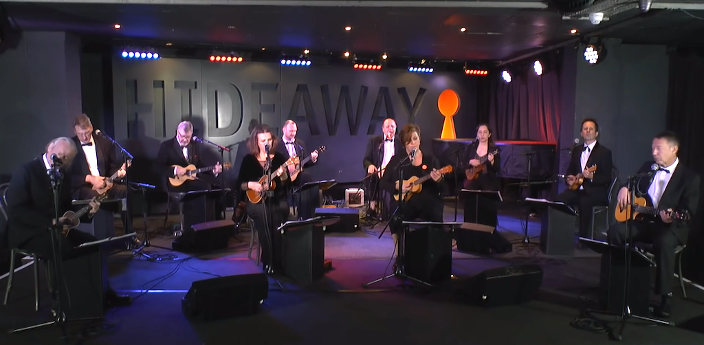 I Can't Get No Satisfaction The Ukulele Orchestra of Great Britain