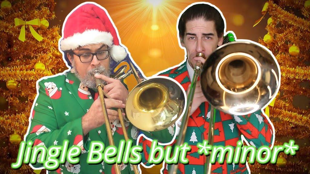 Jingle Bells But Minor