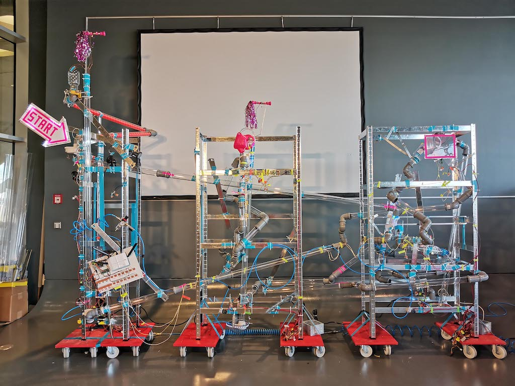 Marble Machine Story Sequencer