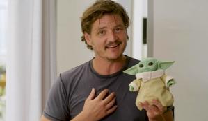 Pedro Pascal Talks Fondly About Baby Yoda