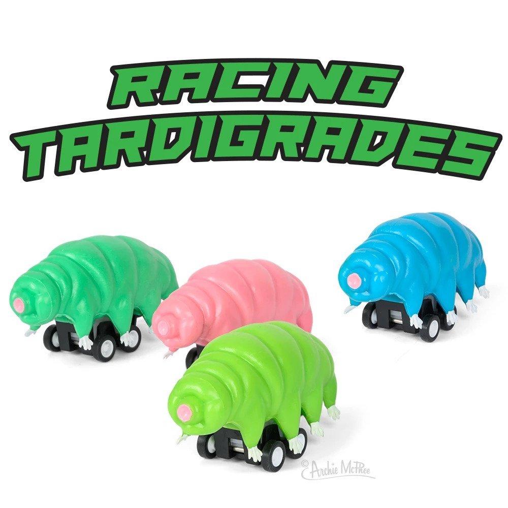 Racing Tardigrades