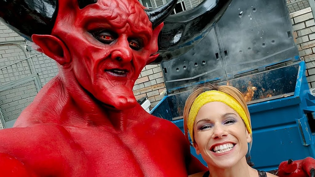 Ryan Reynolds 2020 Satan Match Ad