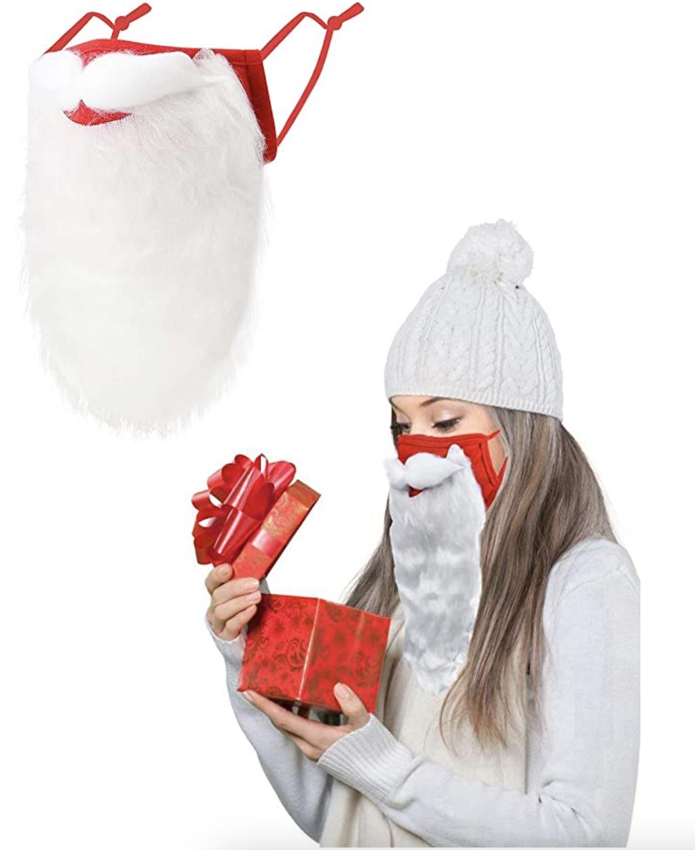 Santa Beard Mask