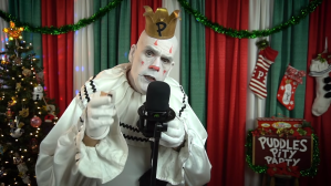 Silent Night Puddles Pity Party
