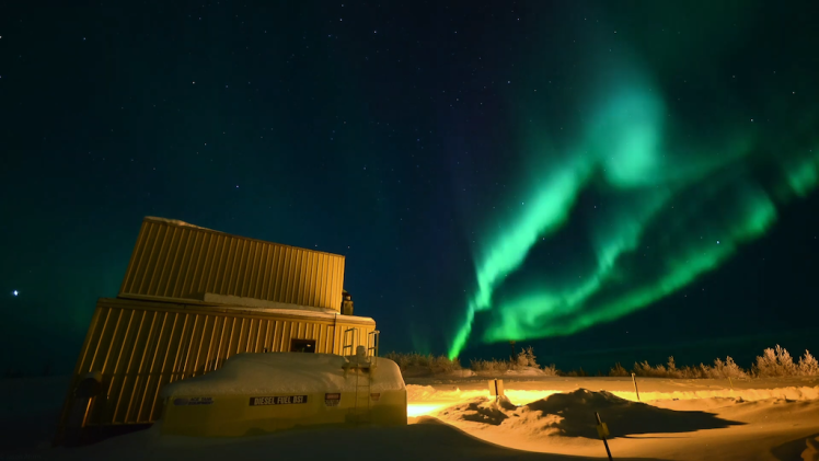 Surveying The Northern Lights