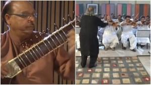 Take Five Sitar Pakistani Orchestra