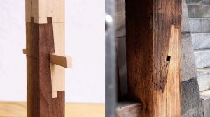 Traditional Japanese Wood Joinery