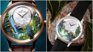 Tropical Bird Repeater Watch Jaquet Droz