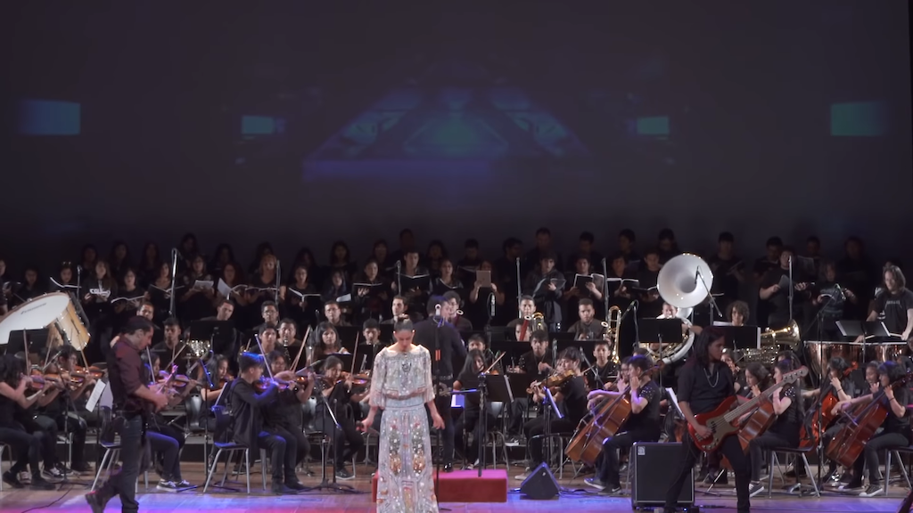 An Incredible Live Orchestral Cover of the Iconic Pink Floyd Anthem 'Another Brick in the Wall'