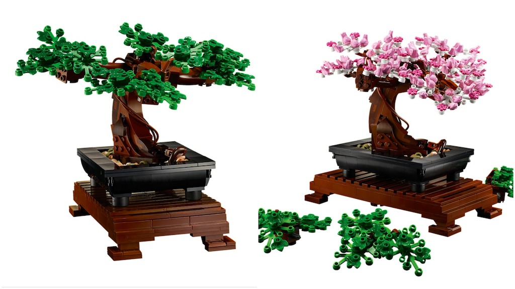 Bonsai Tree LEGO
