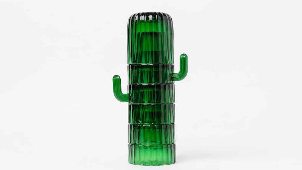 Cactus Drinking Glasses