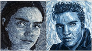 Denim Portraits