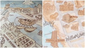 Great Maps of Greenpoint Williamsburg