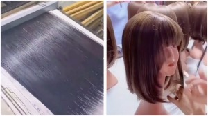 How Wigs Are Made