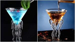 Jellyfish Glasses Drinks