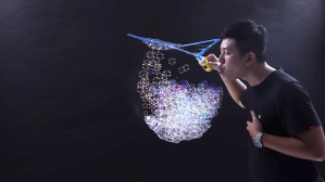 Most bubbles in a bubble