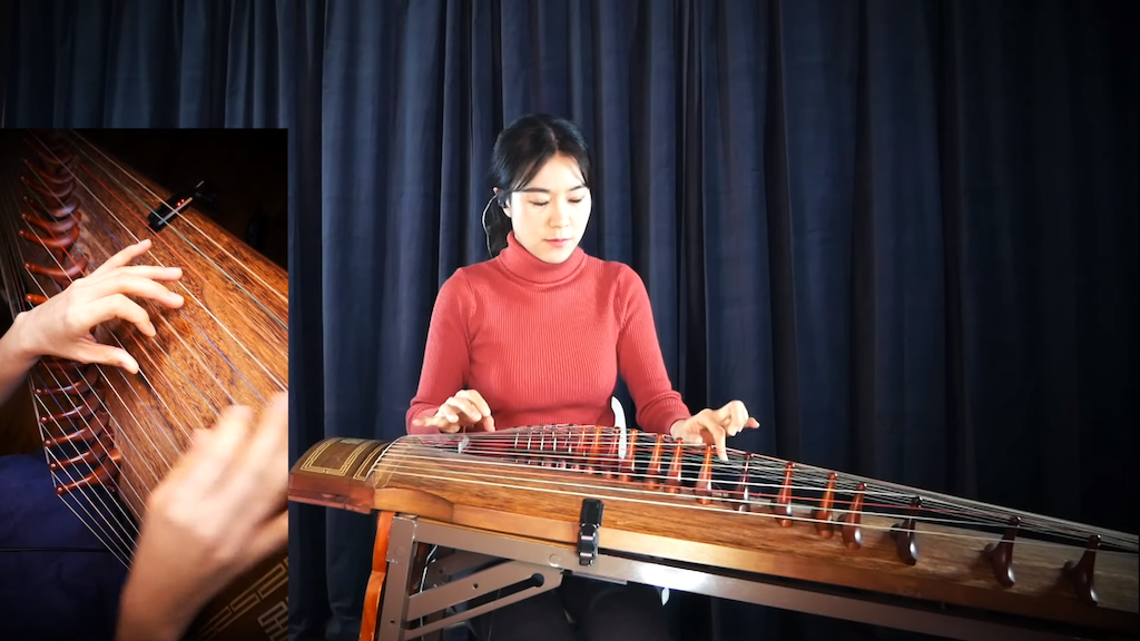 Pink Floyd Wish You Were Here Gayageum
