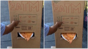 Pizza Dispensing ATM