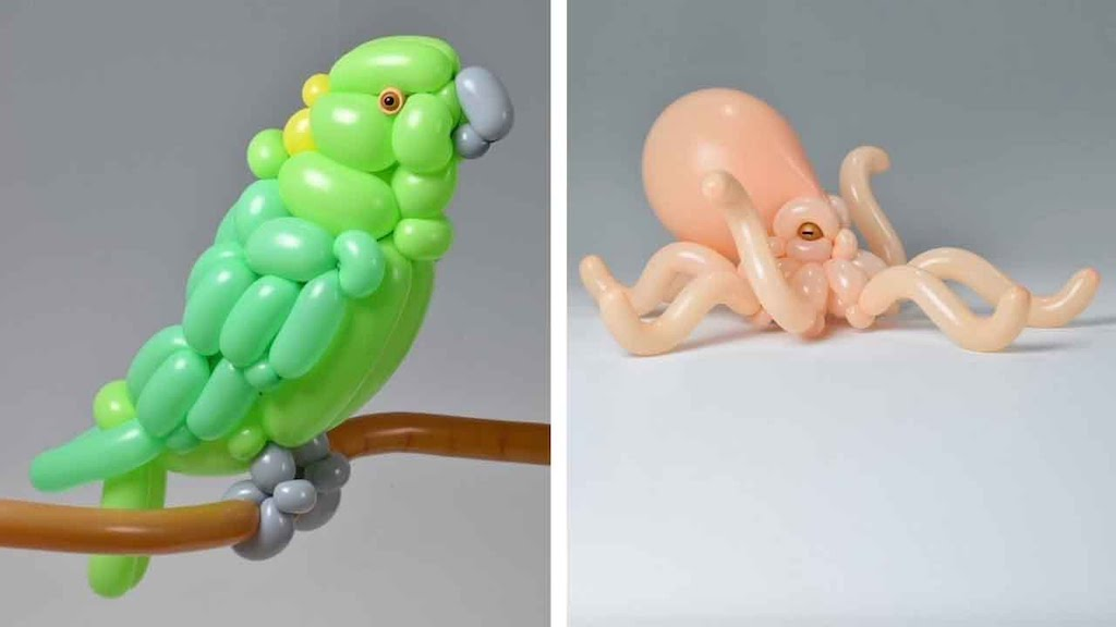 Tutorials That Teach the Art of Making Balloon Animals