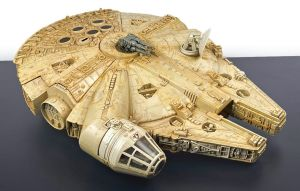 Star Wars Millennium Falcon Toy