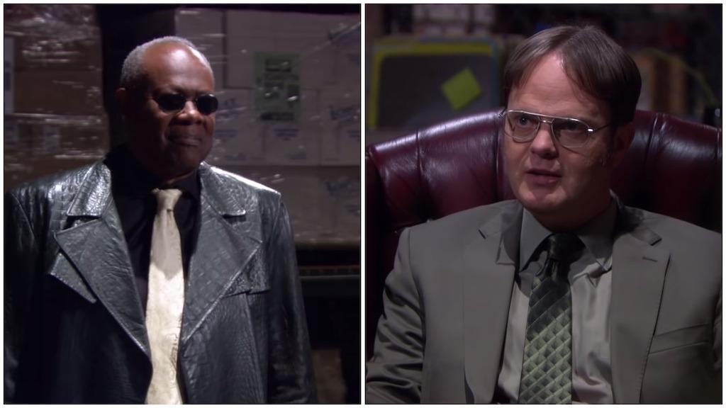 The Matrix The Office