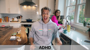 ADHD Under the Sea Parody