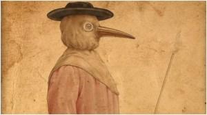 Bird Beak Plague Masks