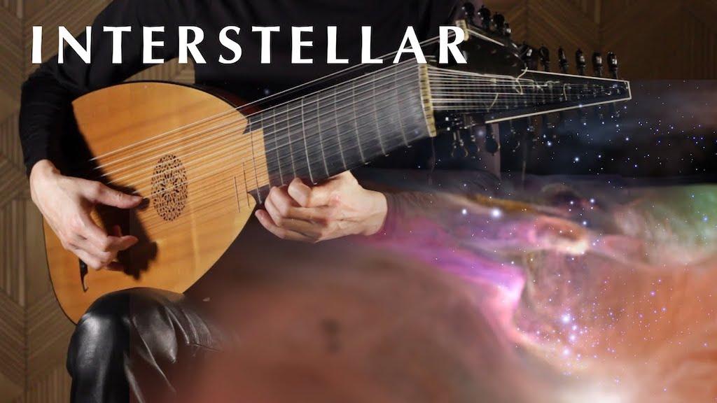 Interstellar Baroque Lute