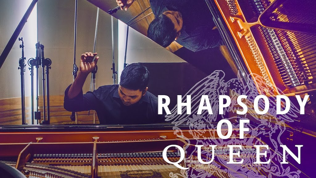 A Virtuosic Piano Medley of Queen's Greatest Hits