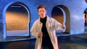 Remastered Rick Astley Never Gonna Give You Up
