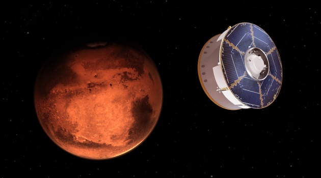Rover to Mars