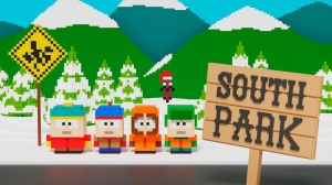 South Park Minecraft Style