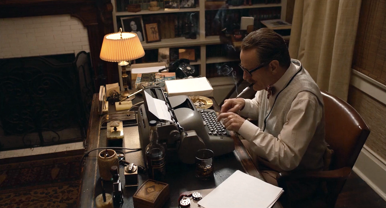 A Rhythmic Supercut of Typewriters in Film and TV