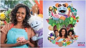 Waffles and Mochi Michelle Obama Netflix