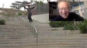 Werner Herzog Discusses Skateboarding
