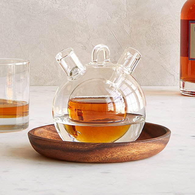Whiskey Water Decanter