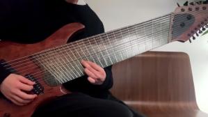 14 String Guitar