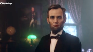 Abraham Lincoln My Heritage