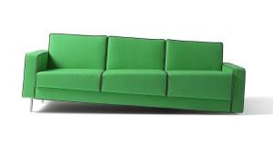 Adaptation Illusion Sofa Green