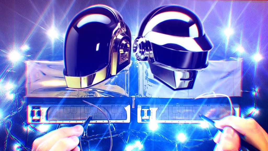 Daft Punk Stylophone Compilation