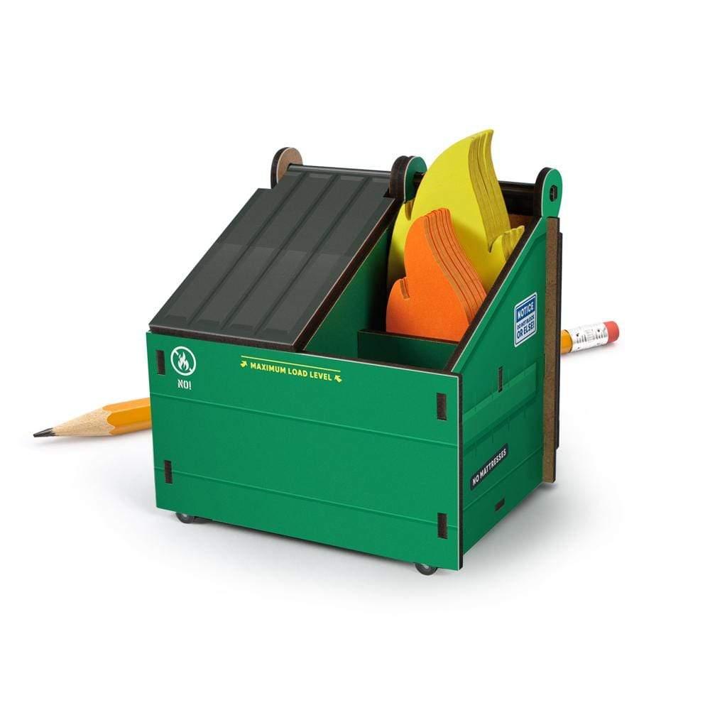 Fred Desktop Dumpster Fire