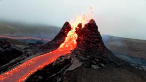 Geldingardalsgos Volcano