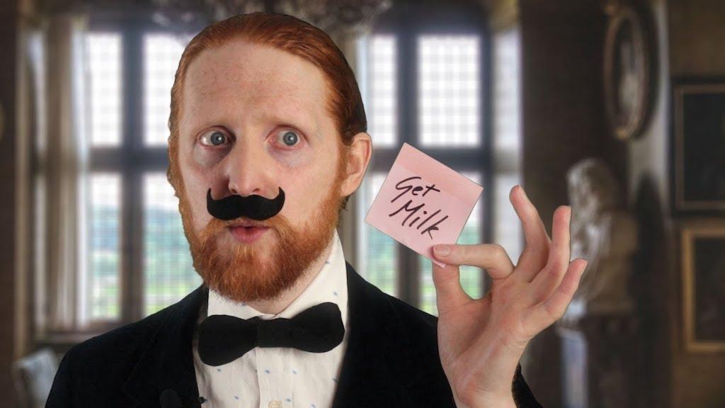 Hercule Poirot Missing Milk Mystery